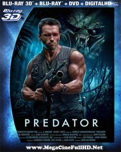 Depredador (1987) Full 3D SBS Latino ()