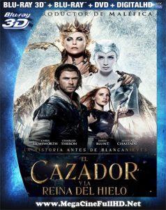 El Cazador Y La Reina Del Hielo (2016) Full 3D SBS Latino - 2016