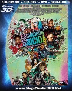 Escuadrón Suicida (2016) Full 3D SBS Latino ()