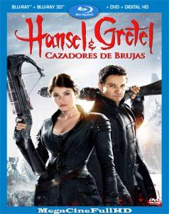 Hansel Y Gretel: Cazadores De Brujas (2013) Full HD 1080P Latino ()