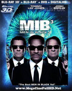 Hombres De Negro 3 (2012) Full 3D SBS Latino ()