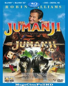 Jumanji (1995) Full HD 1080P Latino - 1995