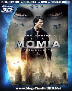 La momia (2017) 3D SBS Latino ()