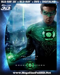 Linterna Verde (2011) 3D SBS Latino - 2011