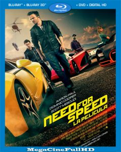 Need For Speed (2014) FUll HD 1080P Latino - 2014