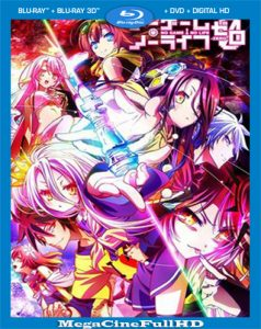 No Game, No Life: Zero (2017) Full HD 1080P Latino ()