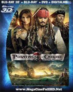 Piratas Del Caribe 4: Navegando En Aguas Misteriosas (2011) Full 3D SBS Latino ()