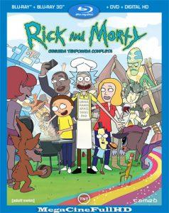 Rick Y Morty Temporada 2 HD 1080P Latino - 2015