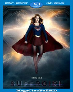 SuperGirl Temporada 3 (2017) HD 1080P Latino ()