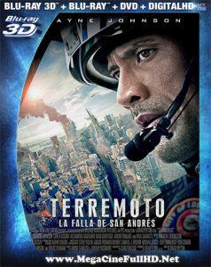 Terremoto: La Falla De San Andrés (2015) Full 3D SBS Latino ()