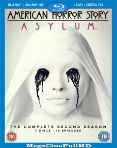American Horror Story Temporada 2 Full HD 1080P Latino - 2012