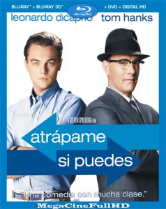 Atrápame si puedes (2002) Full HD 1080P Latino ()