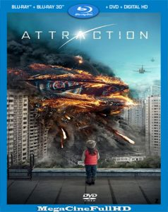 Attraction: La Guerra Ha Comenzado (2017) HD 1080P Latino ()