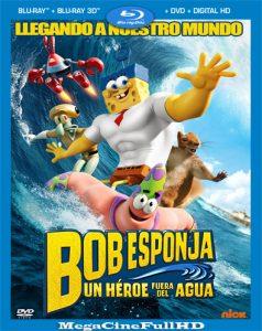 Bob Esponja: Un Héroe Fuera Del Agua (2015) Full 1080P Latino - 2015