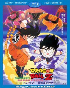 Dragon Ball Z: El Hombre Más Fuerte De Este Mundo (1990) Full HD 1080P Latino - 1990