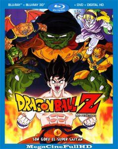 Dragon Ball Z: Goku Es Un Super Saiyajin (1991) Full HD 1080P Latino - 1991