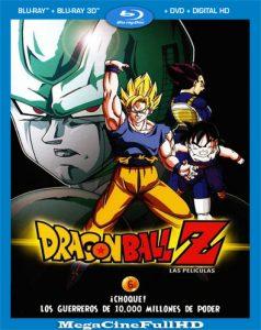 Dragon Ball Z: Los Guerreros más poderosos (1992) Full HD 1080P Latino - 1992