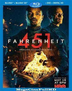 Fahrenheit 451 (2018) Full HD 1080P Latino - 2018