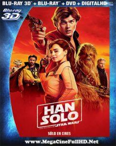 Han Solo: Una Historia De Star Wars (2018) Full 3D SBS Latino ()
