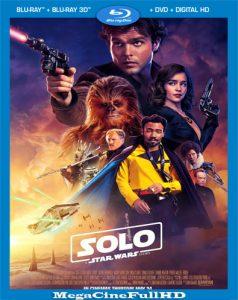 Han Solo: Una Historia De Star Wars (2018) Full HD 1080P Latino - 2018