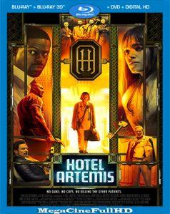 Hotel de criminales (2018) Full HD 1080P Latino - 2018