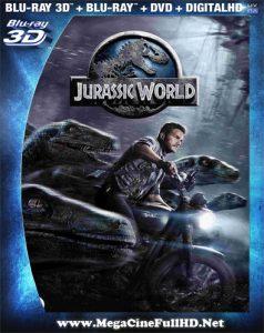 Jurassic World: Mundo Jurásico (2015) Full 3D SBS Latino ()