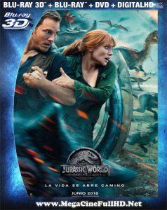 Jurassic World: El Reino Caído (2018) Full 3D SBS Latino ()
