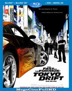 Rápido Y Furioso: Reto Tokio (2006) Full 1080P Latino ()