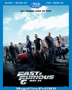 Rápido y Furioso 6 (2013) Extended Full 1080P Latino ()