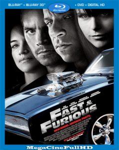 Rápidos y Furiosos (2009) Full HD 1080P Latino - 2009