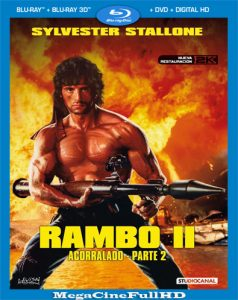 Rambo 2 (1985) Full HD 1080P Latino - 1985