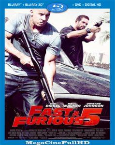 Rapido y Furioso 5 (2011) Full HD 1080p Latino ()
