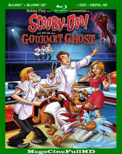 Scooby-Doo! And The Gourmet Ghost (2018) HD 1080P Latino - 2018