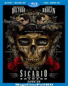 Sicario: El día del soldado (2018) Full HD 1080P Latino - 2018