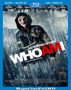 Who Am I: Ningún Sistema es Seguro (2014) Full HD 1080P Latino ()