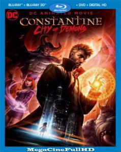 Constantine: City Of Demons (2018) Full HD 1080P Latino - 2018