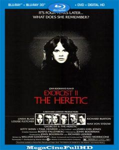 El Exorcista II: El Hereje (1977) Full HD 1080p Latino - 1977