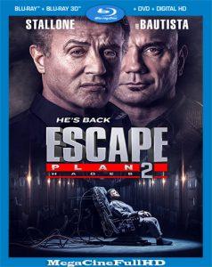 Escape Plan 2: Hades (2018) Full HD 1080P Latino - 2018