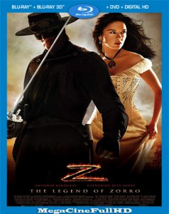 La Leyenda Del Zorro (2005) Full HD 1080P Latino ()