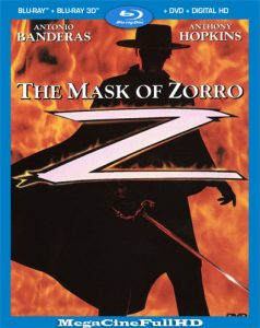 La Máscara Del Zorro (1998) Full HD 1080P Latino ()
