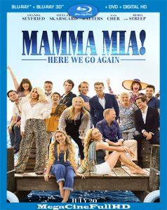 Mamma Mia! Vamos Otra Vez (2018) Full HD 1080P Latino - 2018