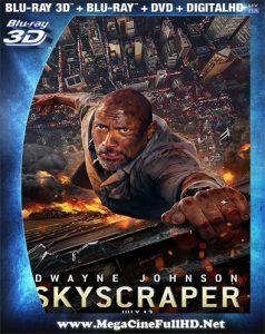 Rascacielos: rescate en las alturas (2018) Full 3D SBS Latino ()