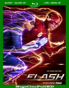 The Flash Temporada 5 (2018) HD 1080P Latino ()