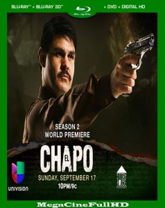 El Chapo Temporada 2 HD 1080P Latino - 2017