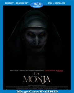 La Monja (2018) Full HD 1080P Latino - 2018