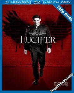 Lucifer Temporada 2 HD 720p Latino - 2016