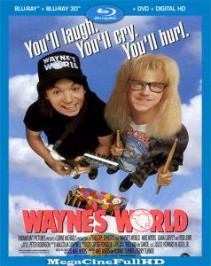 El Mundo Segun Wayne (1992) Full 1080P Latino - 1992