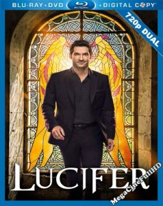 Lucifer Temporada 3 HD 720p Latino ()