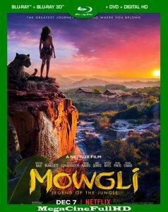 Mowgli: Relatos Del Libro De La Selva (2018) HD 1080P Latino - 2019