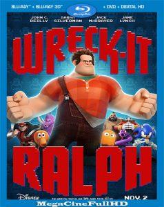 Ralph: El Demoledor (2012) Full 1080p Latino - 2012